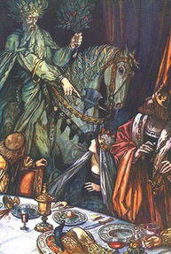 the importance of first impression in the poem sir gawain and the green knight In the tale of sir gawain and the green knight, there are many things about the green knight that are noteworthy perhaps the most impressive is that after.