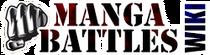 Manga Battles wiki Wordmark