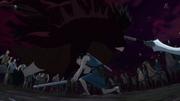 Shin Cuts Down Hou Ken anime S1