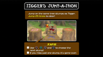 Tigger's Jump-a-Thon Instructions ReCOM