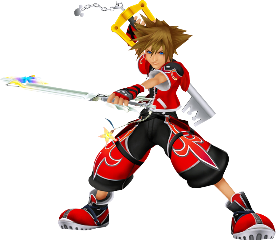 Image result for kingdom hearts 2 final mix valor form