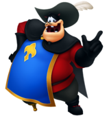 Pete- Musketeer Outfit KH3D