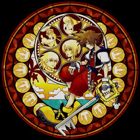 File:Station of Awakening- Sora 4 (Art) KHII.png