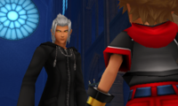 File:Sora Conversing Young Xehanort KH3D.png