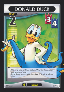 Donald Duck BS-5