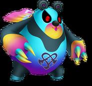 Kooma Panda (Nightmare)