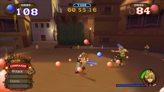 File:Roxas Struggle Battle (Screenshot) KHII.png