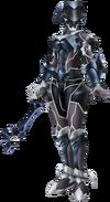 Aqua- Keyblade Armor KHBBS