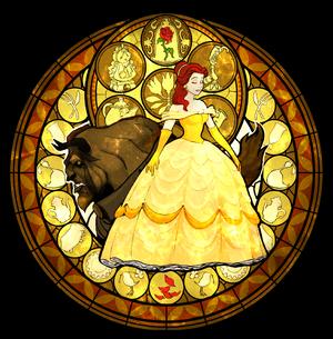 Station of Awakening- Belle (Art) KH