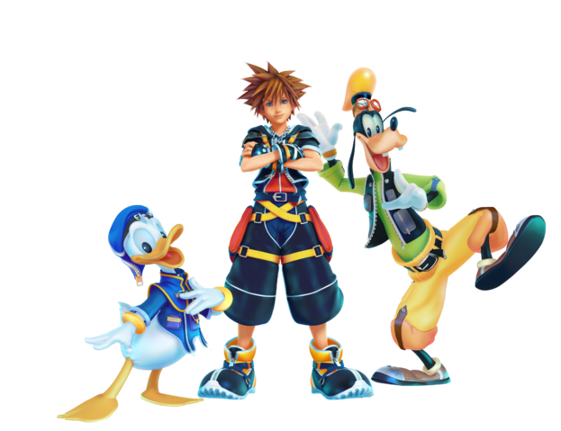 File:Promotional Artwork KHIII.png