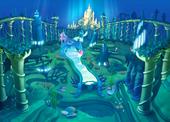 Atlantica- Triton's Palace (Art) KH