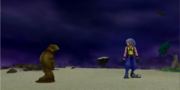 Riku Encounters Ansem SOD (Screenshot) KHREC