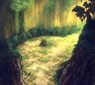 Deep Jungle- Bamboo Thicket (Art) KH