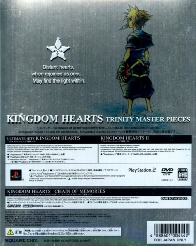 File:Kingdom Hearts Trinity Master Pieces- Back Cover.png