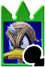 Donald Duck (Halloween Town) (card)