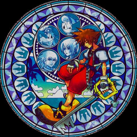 File:Station of Awakening- Sora (Art) KHII.png