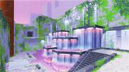Radiant Garden- Fountain Court (Art) KHBBS