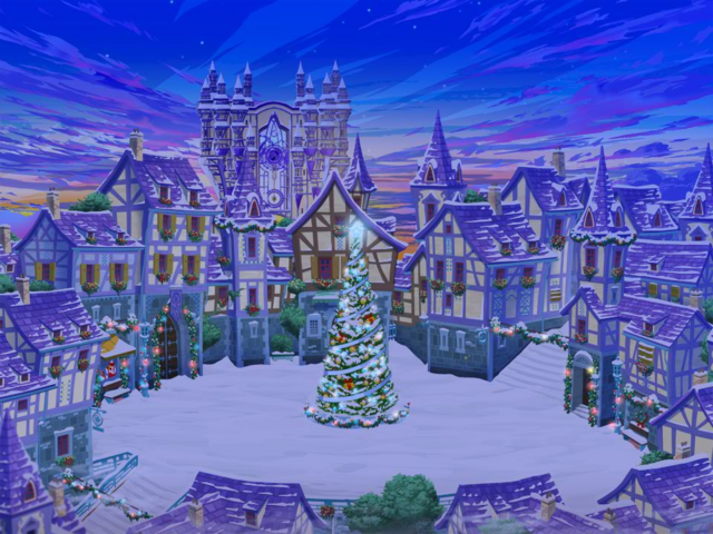 File:Daybreak Town (Christmas) KHX.png