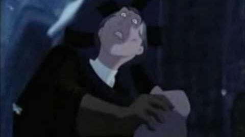 Disney Villains - Claude Frollo