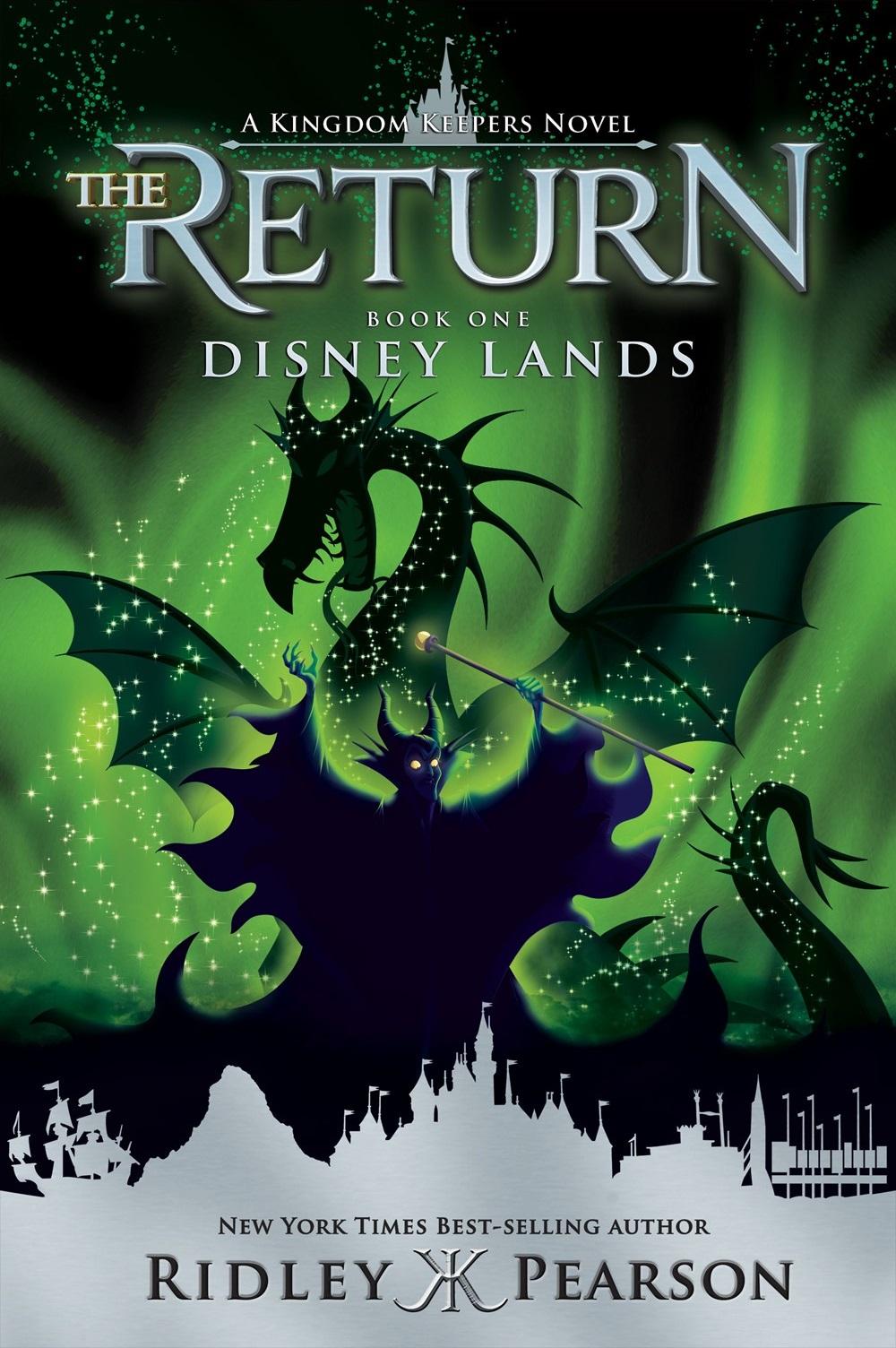 Kingdom Keepers Characters Disney Lands | The Kin...