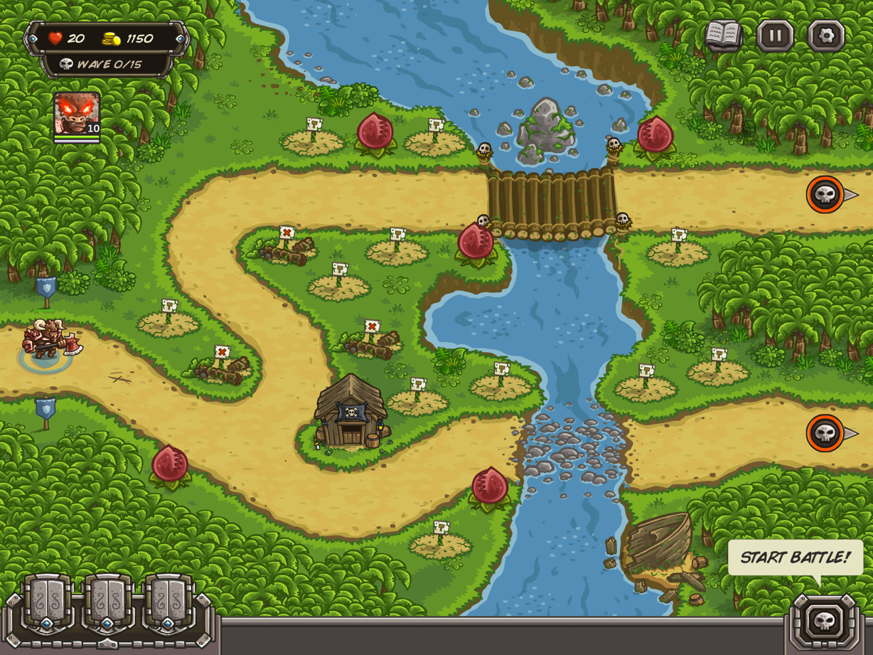 Игру Kingdom Rush.Rar
