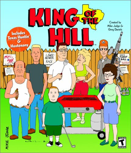 king of the hill video game pc