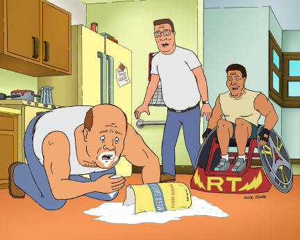 king of the hill video game episode