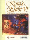 King's Quest VI Hintbook
