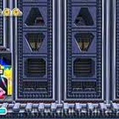Kirby en el final de la fase 5