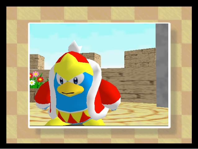 Archivo:Rey Dedede Kirby64.png