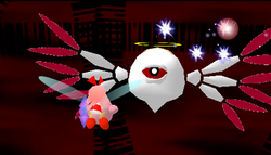 Zero two Kirby 64 The Crystal Shards