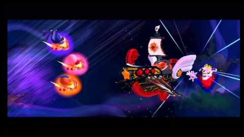 Kirby's Return To Dreamland - Another Dimension - Lor & Magalor Ex Battle HD