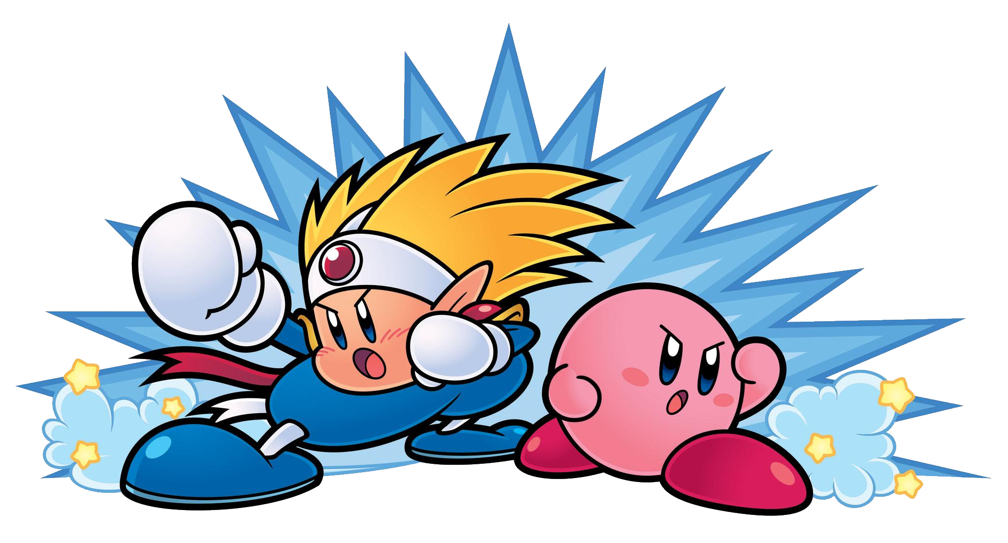 Kirby Super Star Part 1 Test