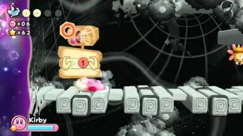 Kirby Wii E3 Trailer