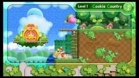 Kirby's Return to Dreamland Parte 1 Modo normal