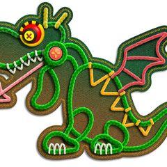 Dragruñón, el poderoso dragón.