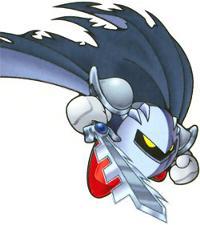 Meta knight nero kirby ita wiki fandom powered by wikia - Kirby e il labirinto degli specchi ...