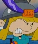 Numbuh 362 in Operation Girlfriend