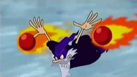 Universal Fighting Moments Dodgeball Wizard Vs Numbuh 4 & Joey