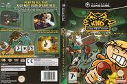 European Gamecube Cover