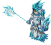 Vesture of frost