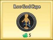 Roc God Cape