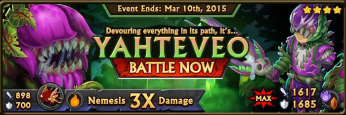 Yahteveo Banner
