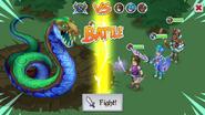 Nathair Battle