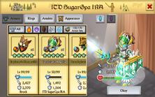 Tactician s Regalia 2nd Evo Female