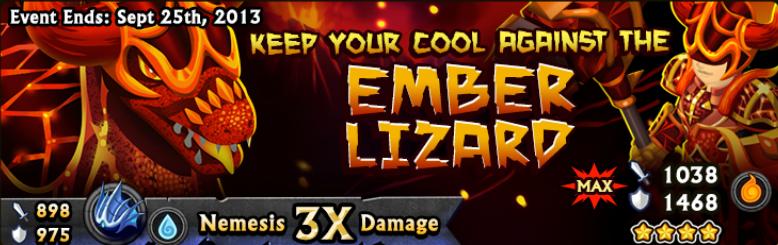 Ember Lizard 2
