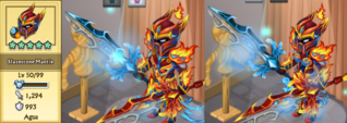Blazestone Second Evolution