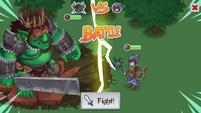 Troll King on the Battlefield