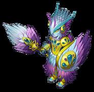 Feathered Wyrmhide