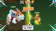 Alice's Rabid Rabbit Battle